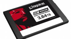 Kingston sjell SSD diskun e ri DC 450R