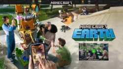 Minecraft Earth në dispozicion në fazën Early Access