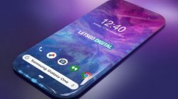 Samsung Galaxy One - ekrani 3D dhe Sidetouch