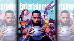 "LeBron James protagonist i filmit ""Space Jam: A New Legacy"""